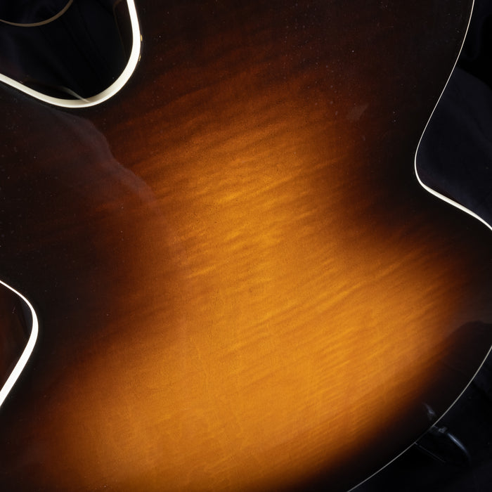 Pre Owned '02 Gibson Montana J-190EC Acoustic Guitar Sunburst with OHSC