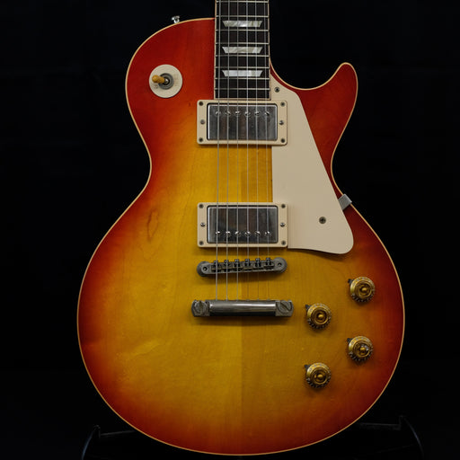 Used Gibson Custom Shop Les Paul R8 Cherryburst With OHSC