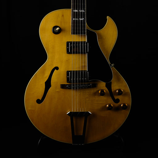 Vintage 1984 Gibson ES-175D Natural Hollowbody Guitar With OHSC