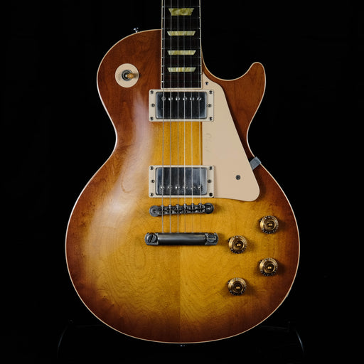 Used 2002 Gibson Les Paul 1960 Classic Cherryburst With OHSC