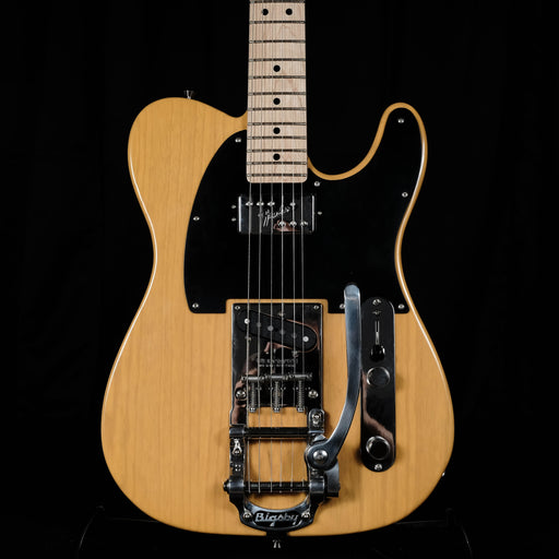 Used Fender Limited Edition American Professional Telecaster Butterscotch Added Bigsby W OHSC