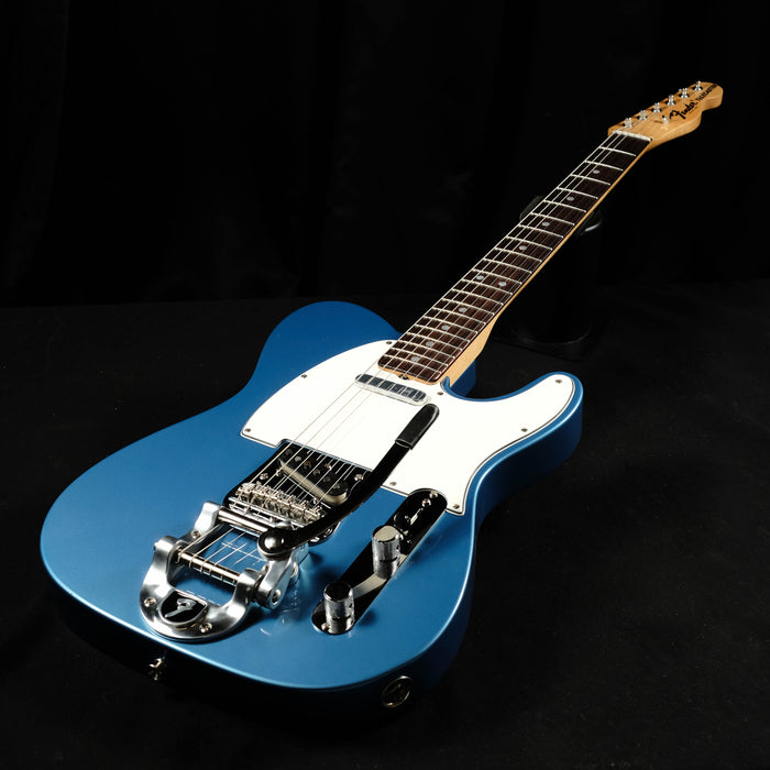Fender Custom Shop '67 Telecaster NOS with Bigsby Lake Placid Blue Rosewood