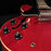 Pre Owned '15 Gibson Memphis '63 Reissue Block Inlay ES-335TDC Left Handed Cherry OHSC