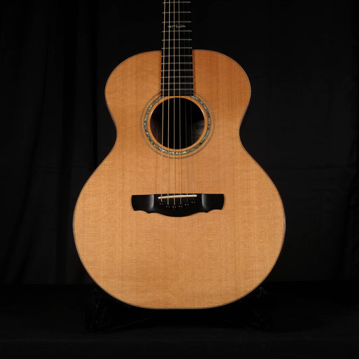 Pre Owned 02 Kevin Ryan Mission Grand Concert Auditorium Acoustic Guitar W/ Case