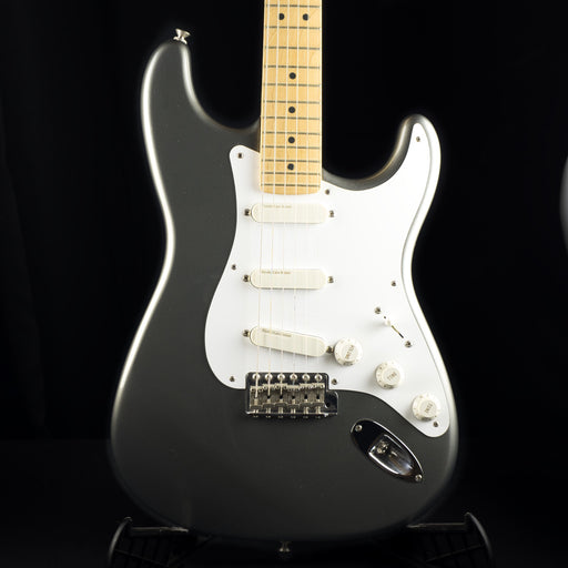 Used 1998 Fender Eric Clapton Stratocaster Pewter Electric Guitar With HSC