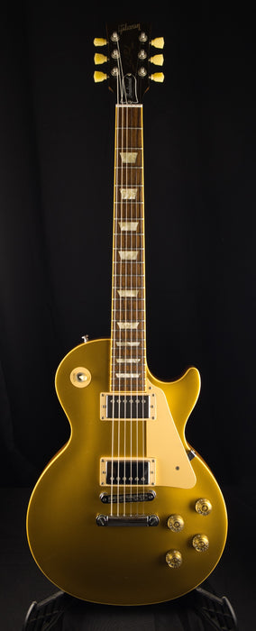 Used 2008 Gibson Les Paul Traditional Goldtop Electric Guitar with HSC