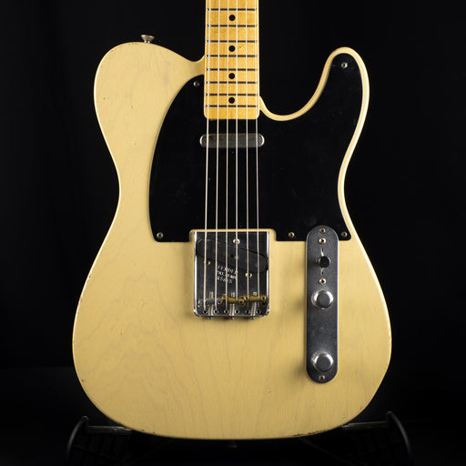 Pre Owned '06 Fender Custom Shop '52 Telecaster Relic Honey Blonde W/ OHSC