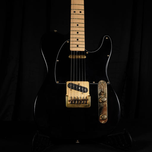 Pre-Owned '81 Fender Black Beauty Black & Gold Collectors Edition Telecaster
