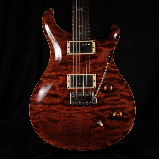 Pre Owned '08 Paul Reed Smith PRS Custom 22 Tortoise Quilt 10 Top Rosewood Neck W/ OHSC