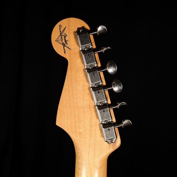 Pre Owned '13 Fender Custom Shop '55 Closet Classic Stratocaster 2 Tone Sunburst C of A OHSC
