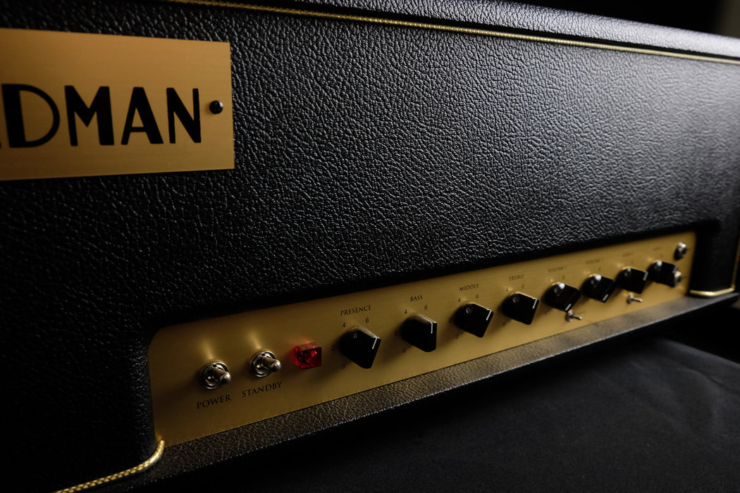 Used 2016 Friedman Small Box 50-watt 2-channel Tube Head
