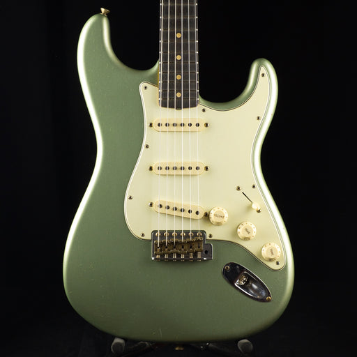 Fender Custom Shop Limited Edition '59 Journeyman Relic Stratocaster Faded Aged Sage Green Metallic