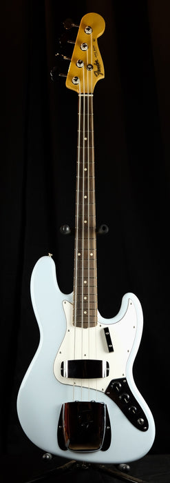 Fender Custom Shop 1964 Jazz Bass NOS Sonic Blue With Case