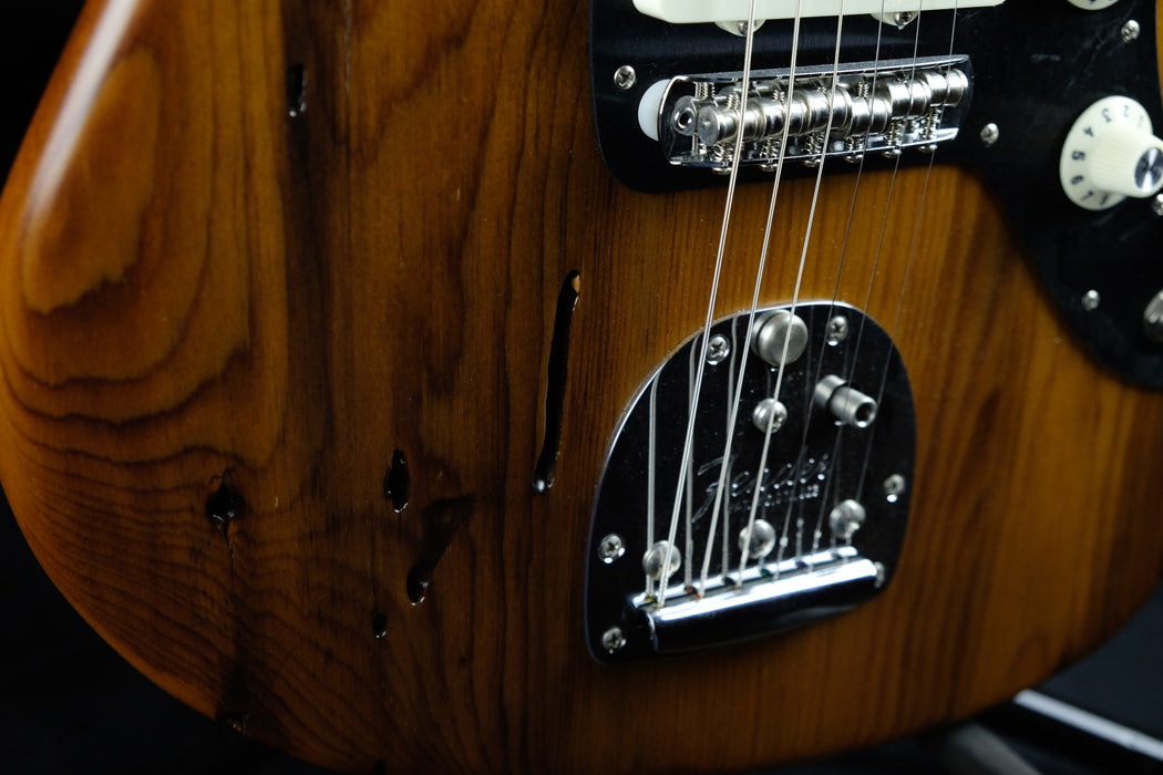 Pre-Owned '17 Fender Limited Edition Exotic Collection American Professional Pine Jazzmaster w/OHSC