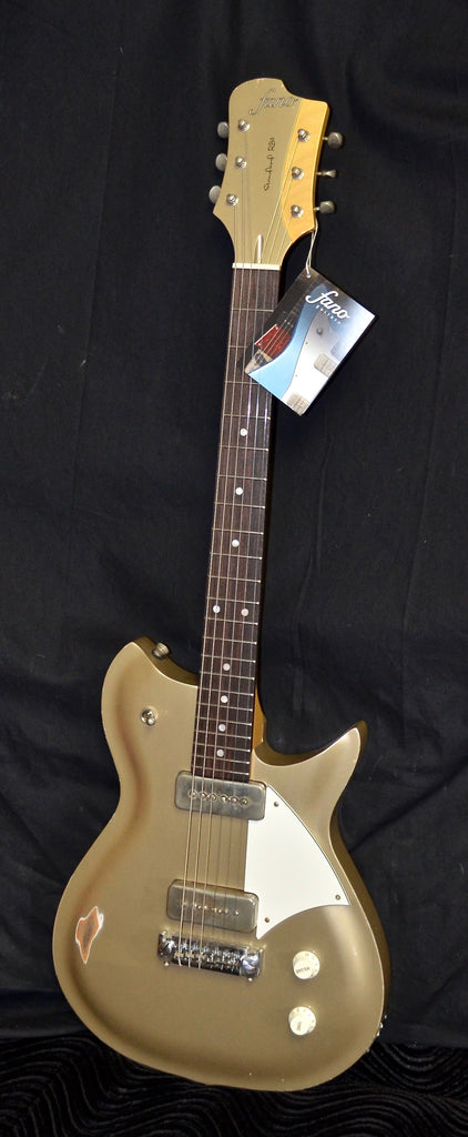 Fano RB6 Standard Shoreline Gold With Bag Medium Distress