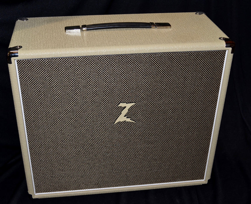 Dr Z 1x12 Extension Cabinet Tan