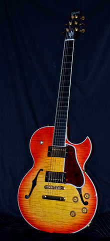 Used Gibson Custom Shop Pat Martino Custom Electric Guitar Semi Hollow With OHSC