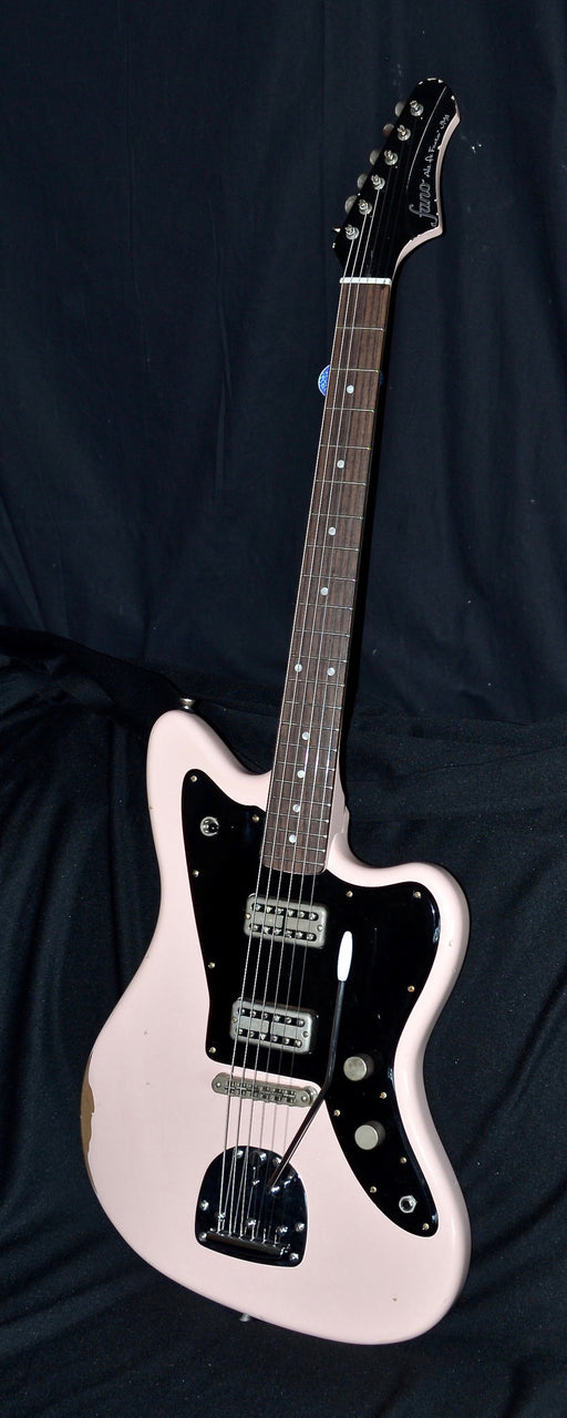 Fano Alt De Facto JM 6 Shell Pink Alder TV Jones Med Distress W/ OHSC