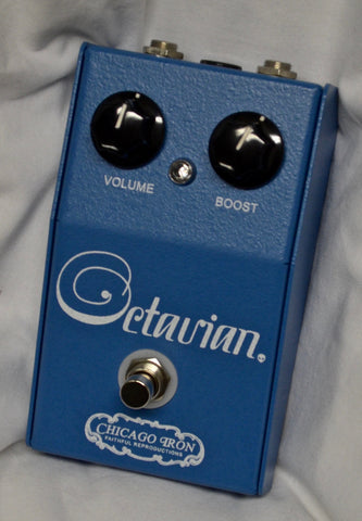 Chicago Iron Tycobrahe Octavian With LED Pedal