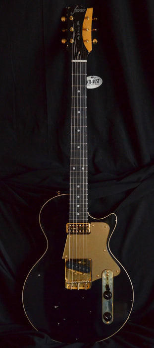 Fano Alt De Facto SP6 Bull Black Alder Light Distress w/ OHSC
