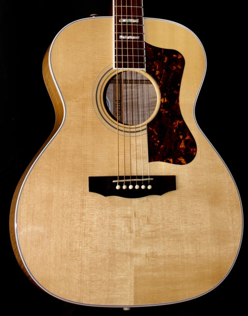 Used USA Made '07 Guild F-47M Acoustic Guitar Maple Back & Sides With HSC