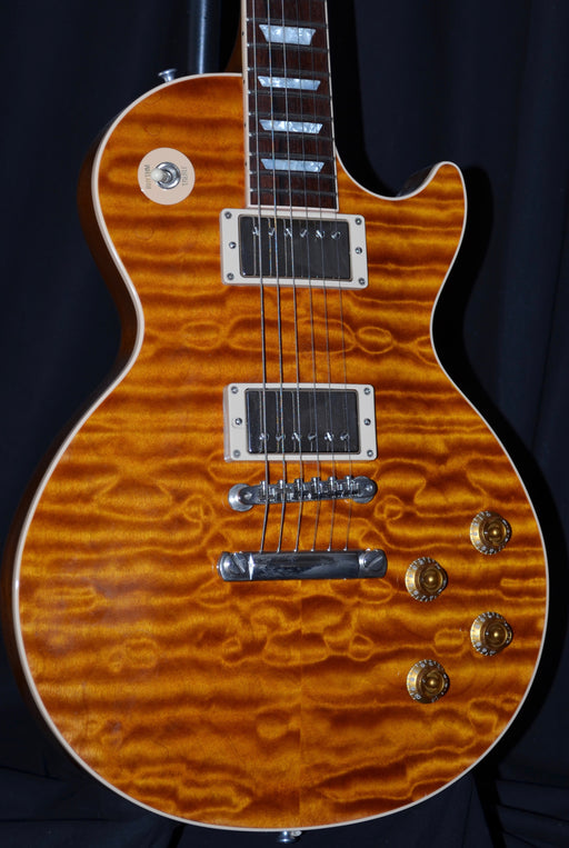 Used '06 Gibson Custom Shop Les Paul Class 5 Quilt Top Electric Guitar w/ OHSC