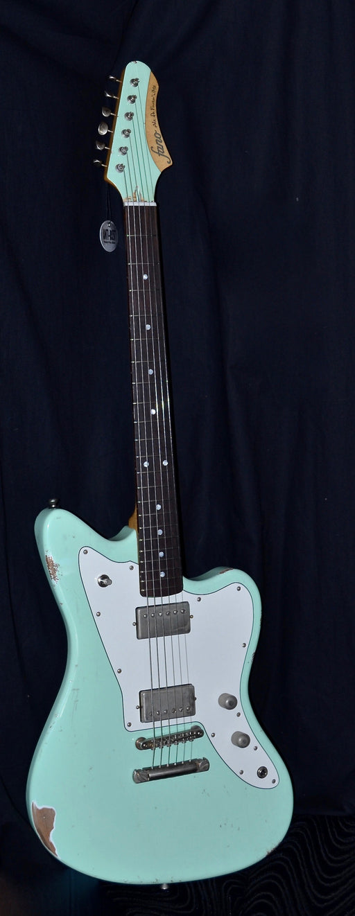 Fano Alt De Facto JM 6 Surf Green Swamp Ash Lollars