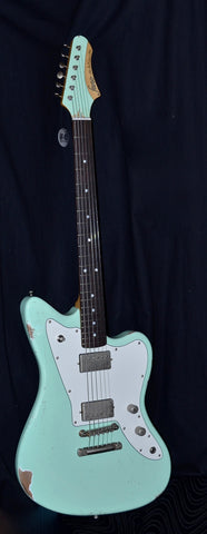 Fano Alto De Facto JM 6 Surf Green Swamp Ash Lollars