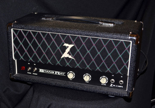 Dr Z Stang Ray Stangray 30 Watt EL-84 Tube Head Black