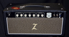 Dr Z EZG 50 50 Watt 6L6 Tube Head Black