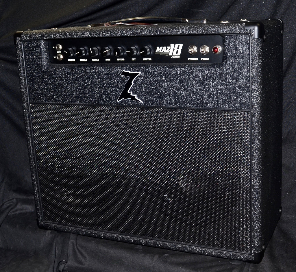 Dr Z Maz 18 2x10 Combo Blackout Amp Black