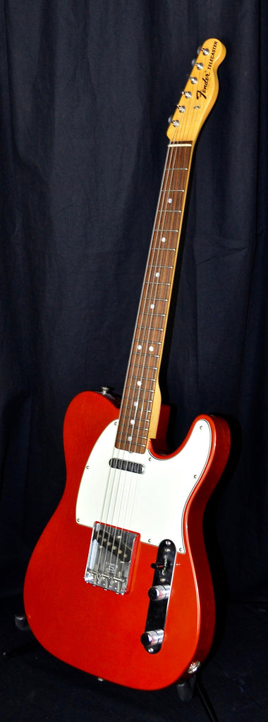 Fender Custom Shop '67 Closet Classic Telecaster Faded Candy Apple Red