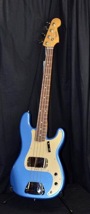 Fender Custom Shop '59 NOS (New Old Stock) Precision Bass Lake Placid Blue