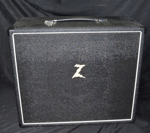 Dr Z 1x12 Extension Cabinet Black Salt & Pepper