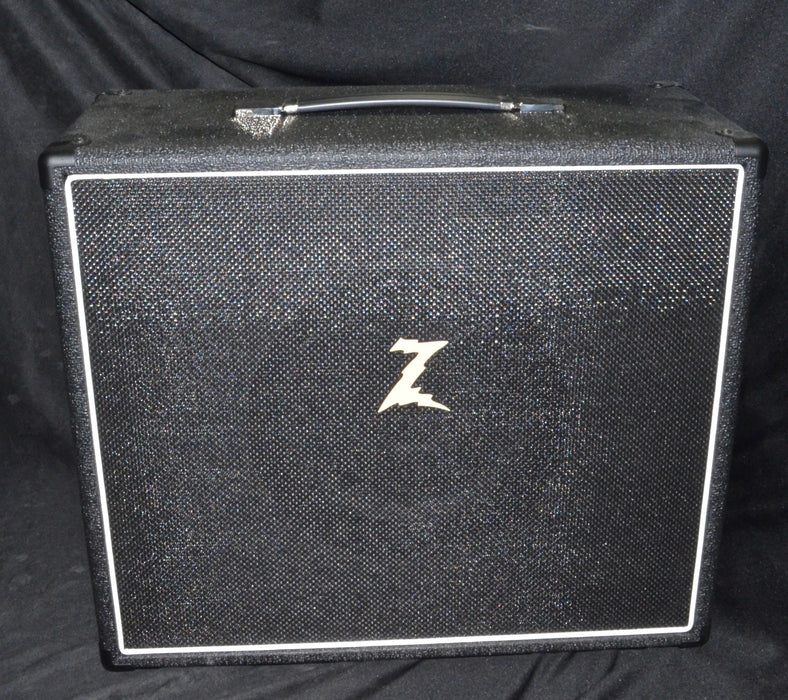 Dr Z 1x12 Extension Cabinet Black