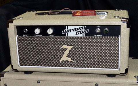Dr Z Carmen Ghia 18 Watt EL-84 Tube Head