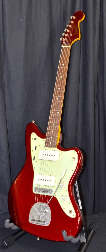 Fender Custom Shop L Series 1964 Jazzmaster Relic Candy Apple Red