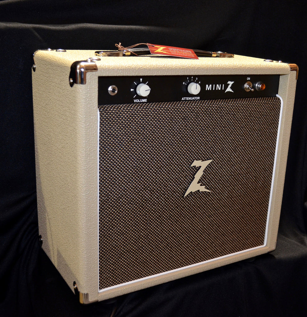 Dr Z Mini Z 1x10 Combo EL84 Tube Amp Blonde