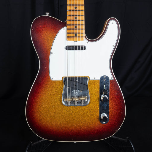 Fender Custom Shop Limited Edition Postmodern Telecaster Journeyman Relic 3-Tone Sunburst Sparkle