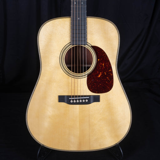 Martin Custom Shop 28 Style Dreadnaught Cocobolo and Adirondack Spruce Acoustic Guitar
