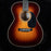 Used '17 Martin 000-28EC Eric Clapton Signature Model Sunburst Acoustic Guitar w OHSC