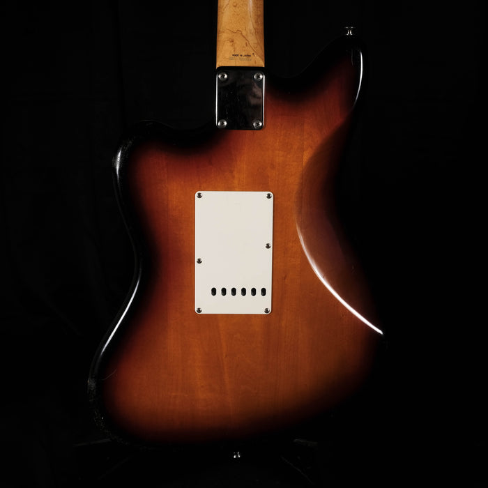 Used '96 Fender Squier Jagmaster Made in Japan - Sunburst MIJ