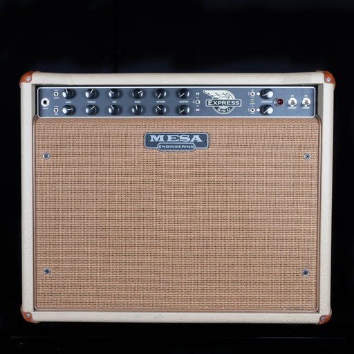 "Used Mesa-Boogie Express 5:50 1x12"" Combo Guitar Amplifier Blonde Tolex"