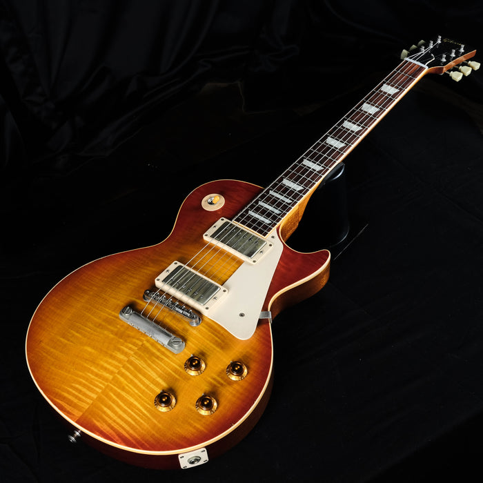 Pre Owned '00 Gibson Custom Shop Les Paul Standard R9 Murphy Aged/Signed w/ OHSC