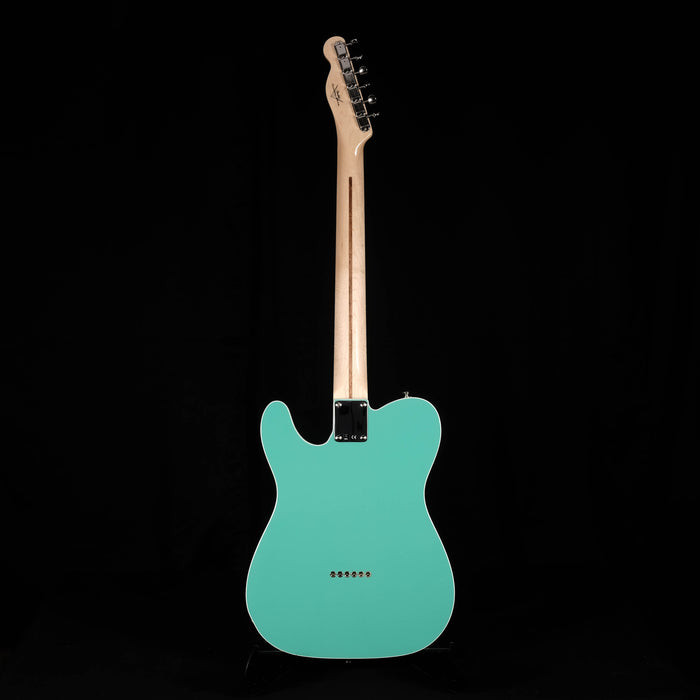 Fender Custom Shop 50's Telecaster Thinline NOS Seafoam Green With Tweed Case