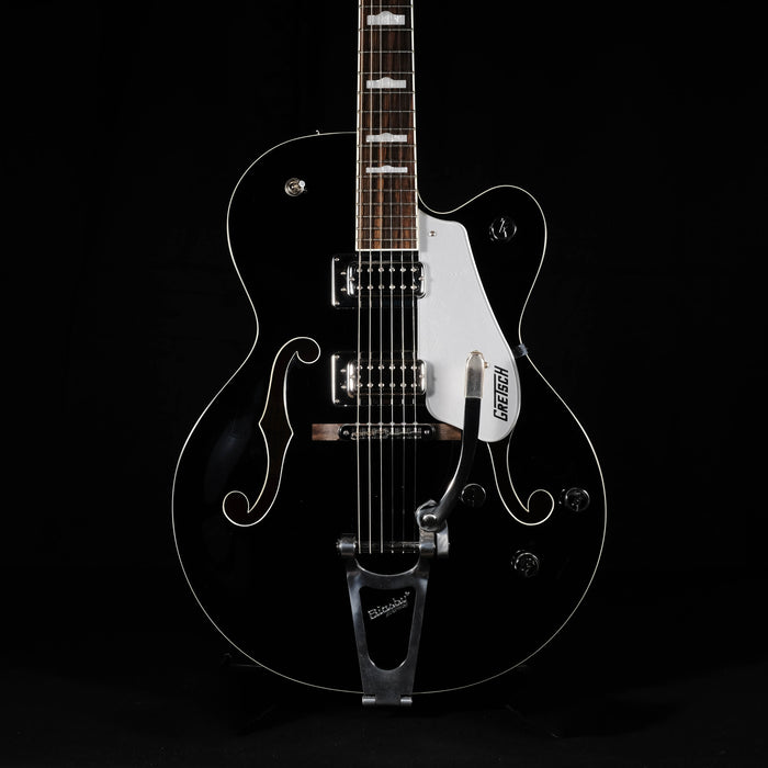 Used Gretsch G5420T Electromatic Hollow Body Guitar Black With Bigsby W/ Bag