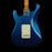 Pre Owned 2008 Nash S63 Model Electric Guitar Relic Lake Placid Blue W/ OHSC