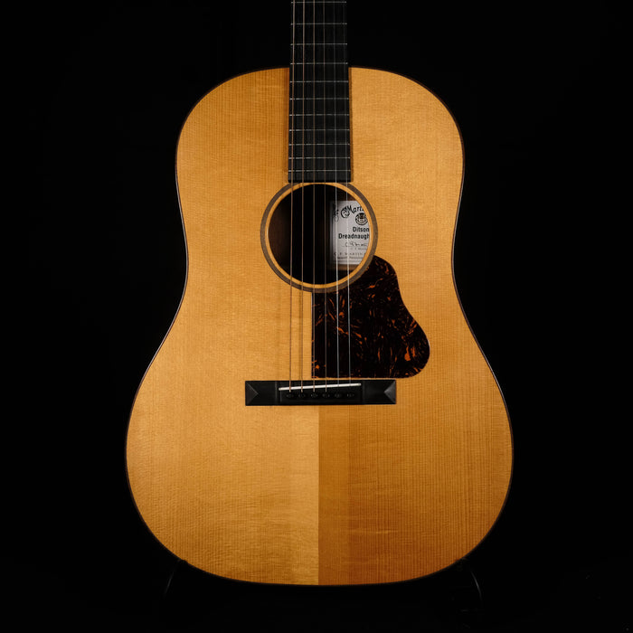 Pre Owned '07 Martin Ditson Dreadnought 111 Acoustic Guitar With OHSC