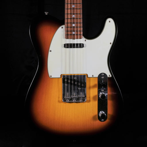 Fender Custom Shop '67 Telecaster Closet Classic Faded Chocolate Sunburst