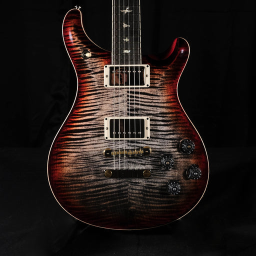 PRS McCarty 594 Flame Maple Top Pattern Vintage Charcoal Cherry Sunburst